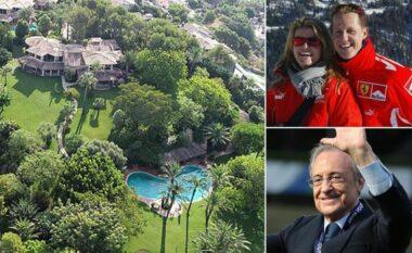 E nxori në shitje pas aksidentit të tmerrshëm të pilotit, sa e shiti gruaja e Schumacher rezidencën luksoze në Zvicër