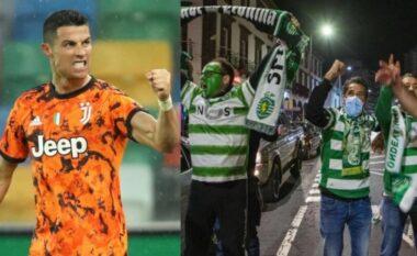 """Uroi Sportingun për titullin kampion, tifozët """"lumë"""" komentesh: Kthehu CR7 (FOTO LAJM)"""