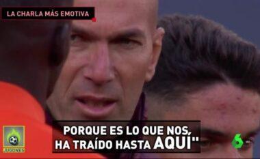 """""""Luani agresiv dhe mbani topin"""", zbulohet çfarë u tha Zidane lojtarëve ndeshjes ndaj Chelsea"""