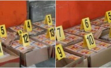 Sot, seanca për caktim të paraburgimit ndaj shtatë të arrestuarve në rastin e 400 kg kokainë