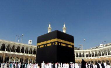 Publikohen për herë të parë fotot e gurit të shenjtë të Qabes (FOTO LAJM)