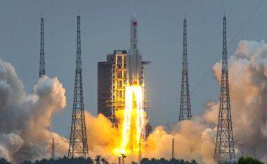 Rrezikoheshin qendrat e banuara, mësoni ku ranë mbetjet e raketës kineze (VIDEO)