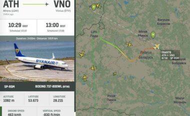 Alarm për bombë në avionin e linjës Athinë-Vilnius, gazetari opozitar përballet me dënimin për vdekje