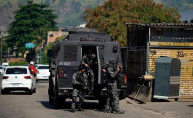 Kritikohet ashpër operacioni anti-drogë në Brazil, ku policia vrau 25 persona