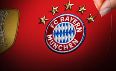 Dominimi absolut i Bayernit në Gjermani shpërblehet me një yll
