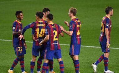 """Iniesta beson te Barcelona: Mund të triumfojë në """"El Clasico"""" dhe të fitojë La Ligan"""