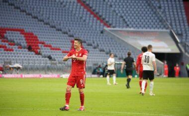 I frikshëm Bayerni, mposht me goleadë Borussia M'gladbach (VIDEO)