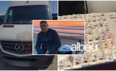 123 mijë paund në kamion drejt Shqipërisë, merret vendimi për shoferin e kamionit
