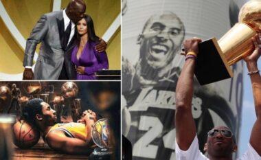 """Bryant pjesë e """"Hall of Fame"""", Vanessa mban fjalimin emocionues (VIDEO)"""