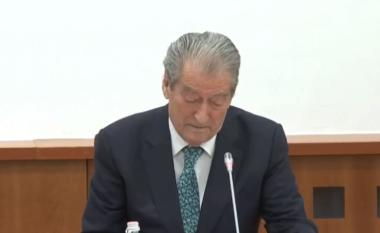 Berisha në konferencë urgjente për shtyp: Nuk jam përfshirë në asnjë aferë korruptive