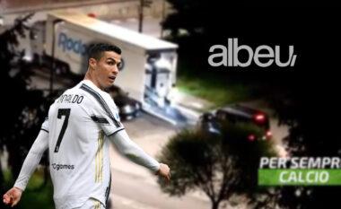 Ronaldo po largon makinat nga Torino, mbaroi koha e tij te Juventusi? (VIDEO)