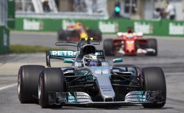 F1/ Botas i prish festën numër 100 Hemilton për 0,007 sekonda