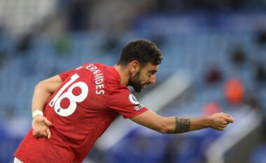 Manchester United i ofron rinovimin mesfushorit Bruno Fernandes