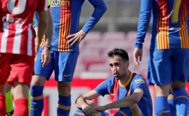 ZYRTARE/ Busquets kalon dëmtimin, i gatshëm për Levanten (FOTO LAJM)