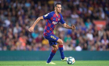 """Barcelona po kërkon zëvendësuesin e Busquets, """"piketohen"""" 3 emra"""