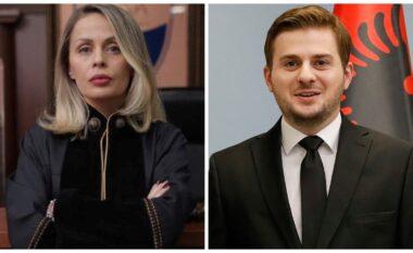 Motra e ish-ministrit Cakaj, kush është kryetarja e re e Gjykatës Kushtetuese