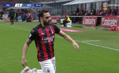 Milani zhbllokon rezultatin ndaj Beneventos (VIDEO)