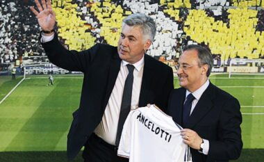 E BUJSHME/ Reali rikthen Ancelottin?