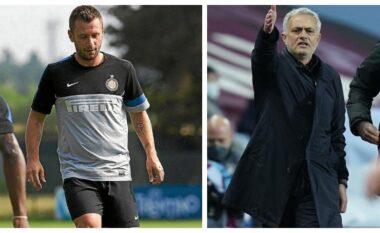 Cassano: Roma me Mourinhon konkurrente për Scudetto
