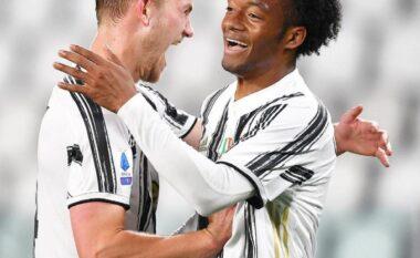 Fitorja e vështirë ndaj Interit, Cuadrado: Triumf me shpirt