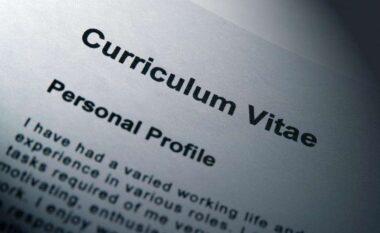 Mos përfshini gjithçka në CV-në tuaj