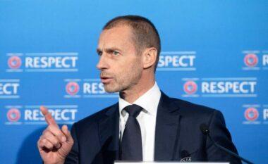 Prestigjozja spanjolle jep lajmin tronditës: UEFA planifikon të përjashtojë Barcelonën, Real Madrid dhe Juventus nga LK