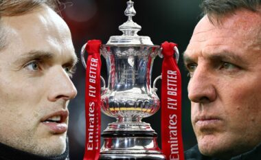 FA CUP/ Chelsea – Licester City, formacionet zyrtare të finales