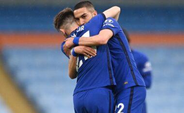 Provë para finales së Championsit, Chelsea mposht me përmbysje Man City-n (VIDEO)