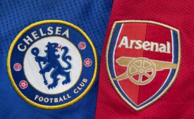 Premier League/ Chelsea – Arsenal, formacionet e mundshme
