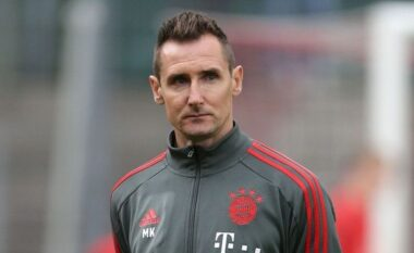 Klose pritet të bëhet trajner i skuadrës së njohur