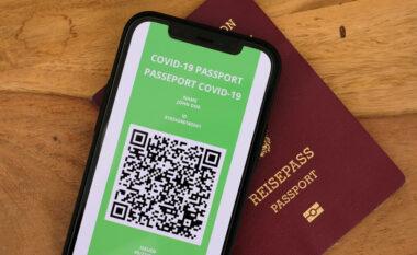 BE e gatshme të heqë dorë nga pasaportat e vaksinimit