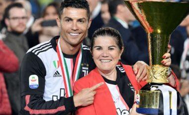 Nëna e Ronaldos: Do flas me të dhe do ta bind të luajë për Sporting Lisbone