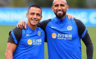 """Konsiderohen si rezerva """"luksi"""", Vidal e Sanchez drejt largimit nga Interi"""