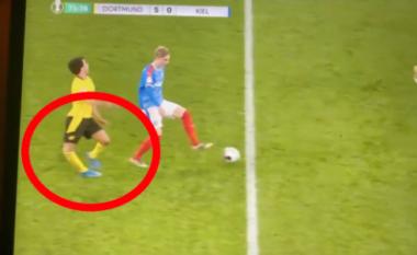 Talenti i Dortmundit pëson një dëmtim të tmerrshëm (VIDEO)