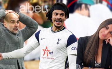 """Dele Alli """"gol"""" jashtë fushe, në lidhje me vajzën e Pep Guardiolas (FOTO LAJM)"""