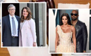 Nga Kim Kardashian te Bill Gates, divorcet më të shtrenjta në histori (FOTO LAJM)