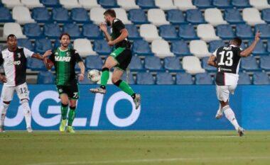 Formacionet zyrtare, Sassuolo-Juventus (FOTO LAJM)