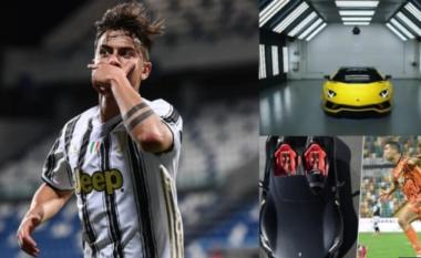 Dybala sfidon Ronaldon me super Lamborghini (VIDEO)