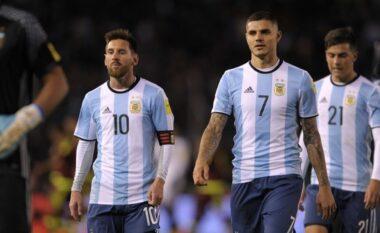 Kupa e Botës/ Argjentina publikon listën e lojtarëve, mungojnë Icardi dhe Dybala
