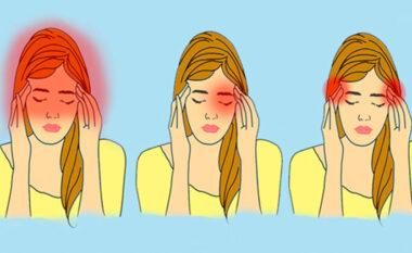 Nuk ju duhen ilaçe! 15 mënyra natyrale për të parandaluar dhimbjet e kokës