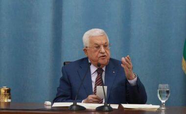 Udhëheqësi palestinez akuzon Izraelin për krime lufte
