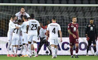 Milani shkatërron portën e Torinos me 7 gola, Champions një hap larg (VIDEO)