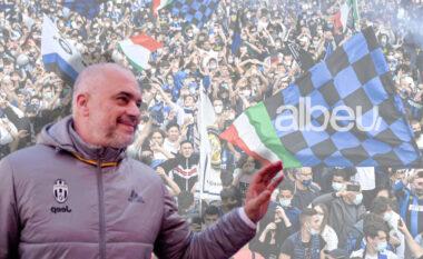 """""""Lum kush është edhe interist edhe socialist këtë herë"""", Edi Rama uron Interin për titullin e Serie A"""