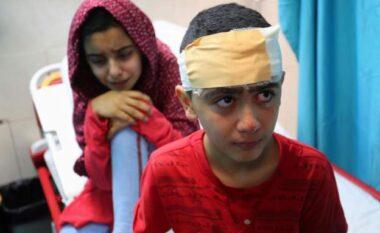 Egjipti i vjen në ndihmë Gazës, dërgon ambulanca për të marrë të plagosurit