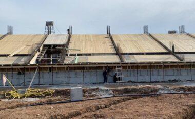 Stadiumi i ri në Rrogozhinë, gati tribuna në kohë rekord edhe tapeti (FOTO LAJM)