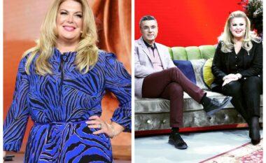 Si asnjëherë me burrin në ekran, Eni Çobani: Nëna e tij na vendosi të flemë të ndarë herën e parë
