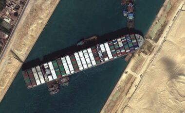 Pas bllokimit 6-ditor të anijes Ever Given, autoritetet vendosin zgjerimin e Kanalit të Suezit