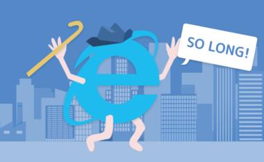 """Pas 26 vitesh shërbim, vjen fundi i """"Internet Explorer"""""""