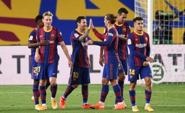 Formacionet zyrtare, Barça-Celta Vigo
