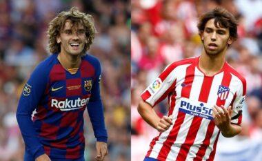 """Atletico e interesuar për të rikthyer Griezmann, Barcelona mund t'i """"zhvasë"""" Felix"""